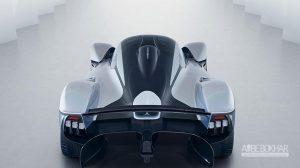 مقایسهی فنی؛ AMG پروژه یک در برابر استون مارتین والکری