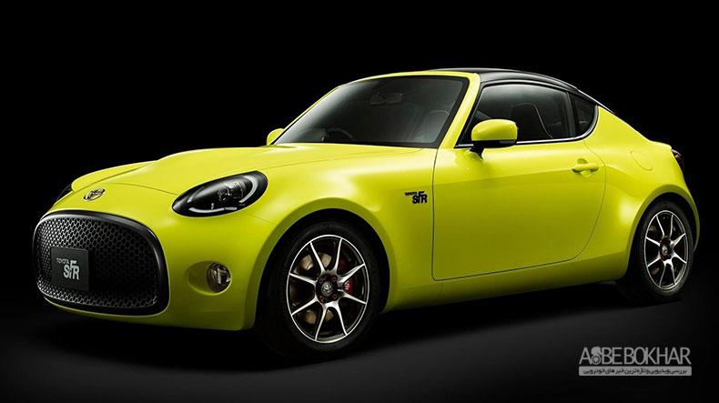 سری جدیدی از خودروهای اسپرت تویوتا ، معرفی خواهد شد
