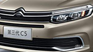 سیتروئن اعلام کرد، c5 کاملا جدیدی برای اروپا در راه است!
