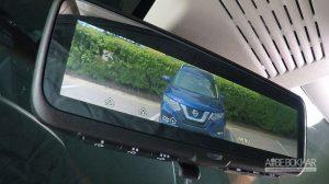 فناوری آینهی هوشمند نیسان، هماهنگ با دوربین عقب