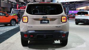 جیپ و عرضه یک SUV جمع و جور!