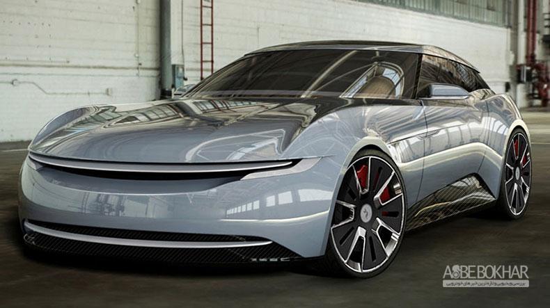 آلکرافت برندی جدید در صنعت خودروهای برقی