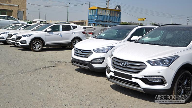 ورود هزار و 500 دستگاه خودرو کره ای توسط سپاه