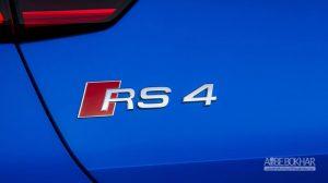 آئودی RS4 آوانت رونمایی شد