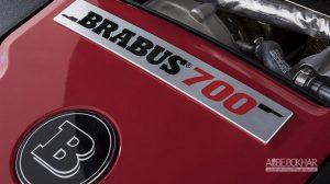 برابوس 700 معرفی شد