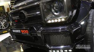 برابوس 900 قویترین شاسیبلند دنیا معرفی شد