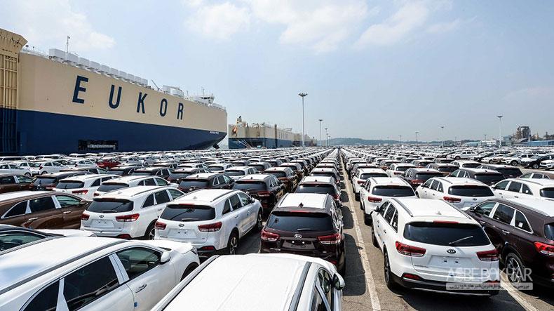 پاییز غیر قابل پیش بینی برای خودروهای وارداتی