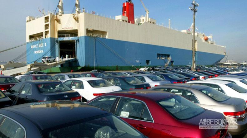 مقررات جدید گمرک ایران درباره خودرو