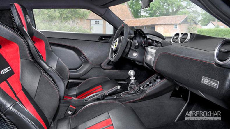 لوتوس ایورا GT430 Sport رونمایی شد