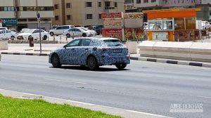 تست های فنی A کلاس جدید در دوبی