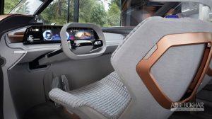 خودروی مفهومی متصل رنو سیمبیوز رونمایی شد