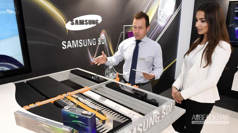 باتری جدید سامسونگ SDI تحولی در خودروهای برقی