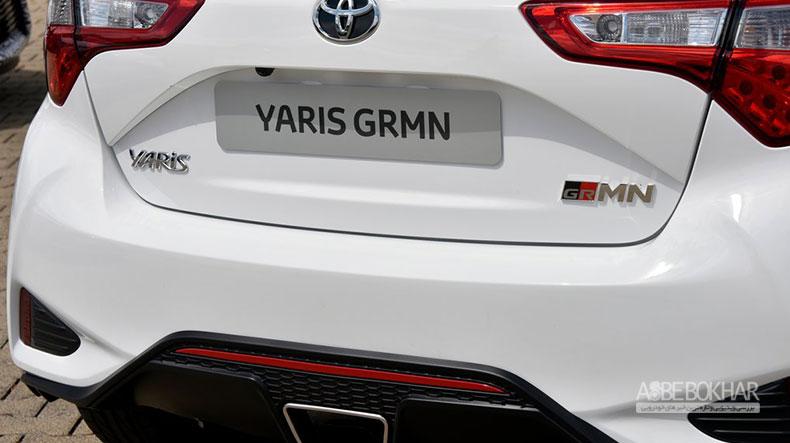 تویوتا یاریس GRMN معرفی شد