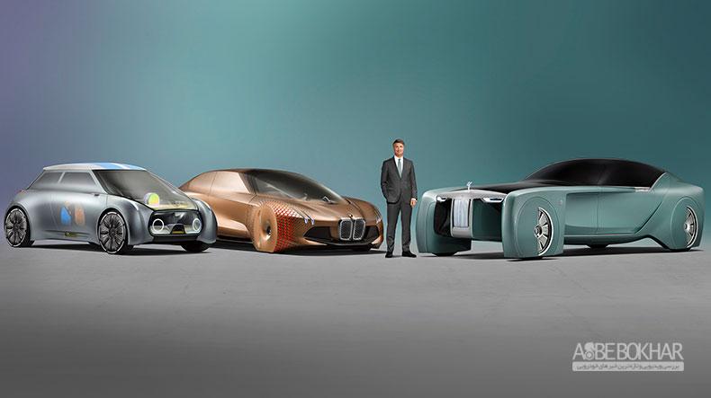 برنامههای جدید بی ام و برای ساخت خودروی الکتریکی