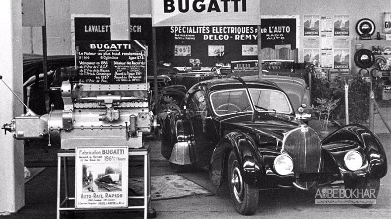 ۲۵ خودروی افسانهای تاریخ