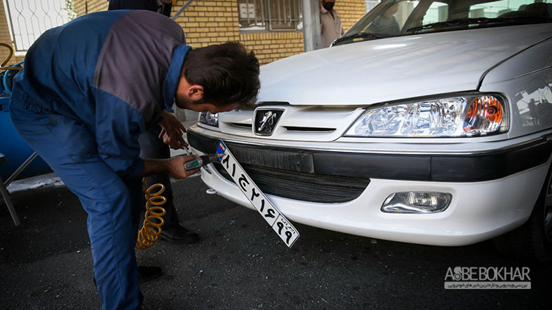 لغو محدودیت شمارهگذاری خودروهای پرمصرف تا پایان هفته