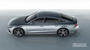 نسل دوم آئودی A7 معرفی شد