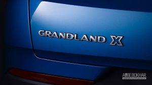 اوپل گرندلند X معرفی شد