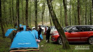 جنگل نوردی با ام وی ام X33S