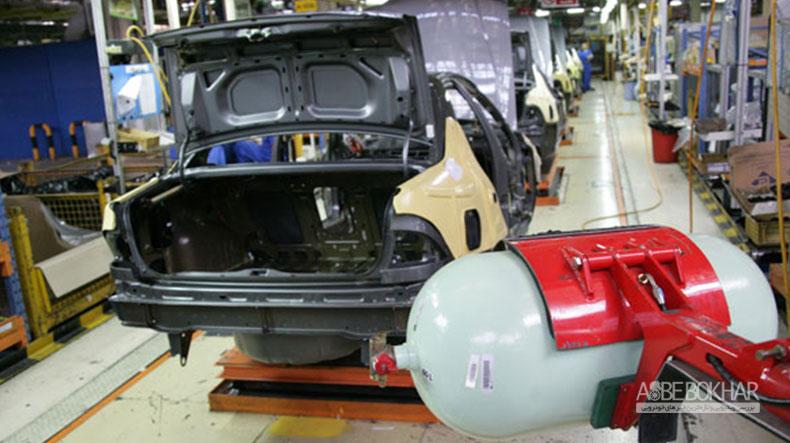 مالکان خودروهای دوگانه سوز نگران جریمه پلیس