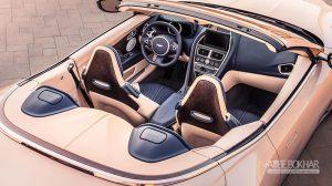 استون مارتین DB11 ولانته، معرفی شد