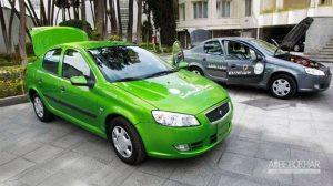 برنامه تولید خودروهای برقی توسط ایران خودرو