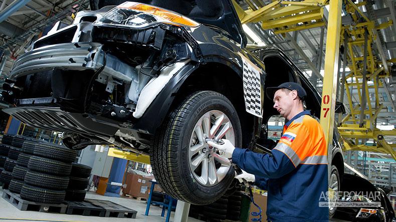 دور زدن تحریمهای صنعت خودرو به روش روسی