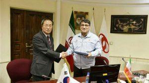انعقاد دومین قرارداد همکاری گروه سایپا و شرکت هیوندای پاور تک کره