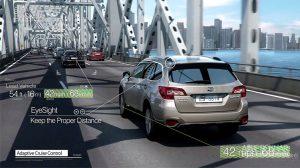 سیستم آی سایت، بینایی هوشمندی برای خودروهای سوبارو!