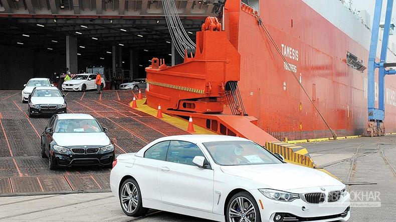 خودروسازان به اندازه کل خودروهای وارداتی قطعه وارد کردند