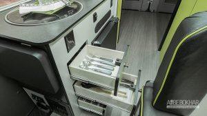 مرسدس بنز اسپرینتر ریوال با سیستم دو دیفرانسیل معرفی شد