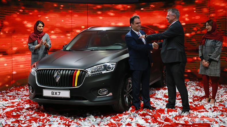آشنایی رسمی با خودروهای بورگوارد
