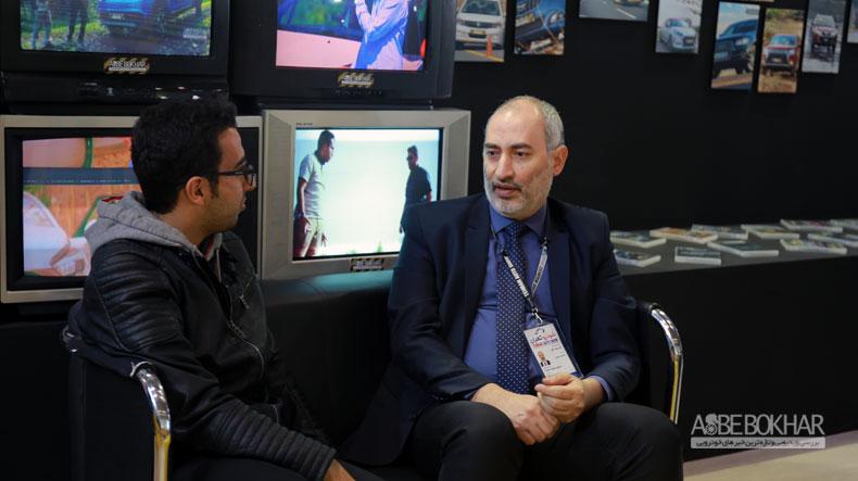 اکسپو بخار 4 / گفتگو با فولکس واگن ایران