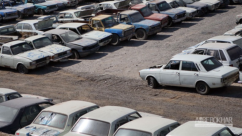 چند درصد از خودروهای تهران فرسوده اند؟
