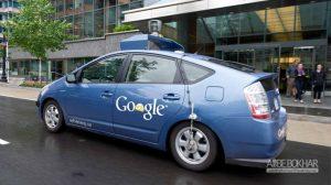 اختیار بیشتر برای خودروهای گوگل