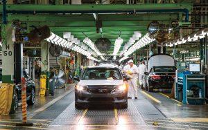 حرکت آهسته اما روبهجلوی خودروسازان ژاپنی در ۶ ماهه نخست سال