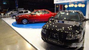 توسعه بازارهای صادراتی با تولید خودروهای مدرن