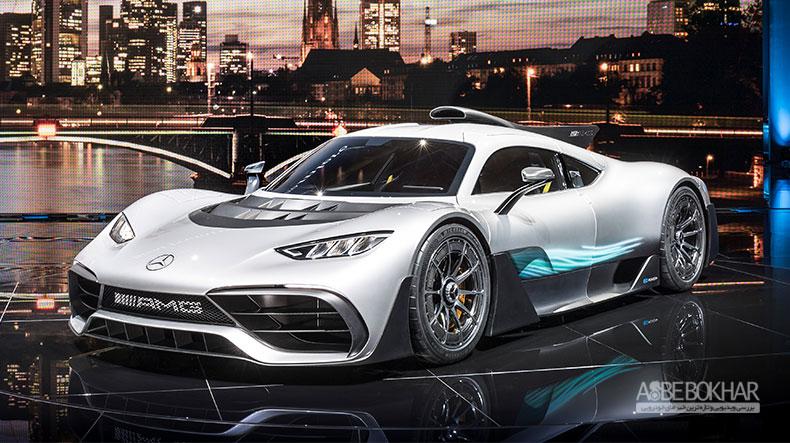 سریعترین خودرو در پیست Nürburgring
