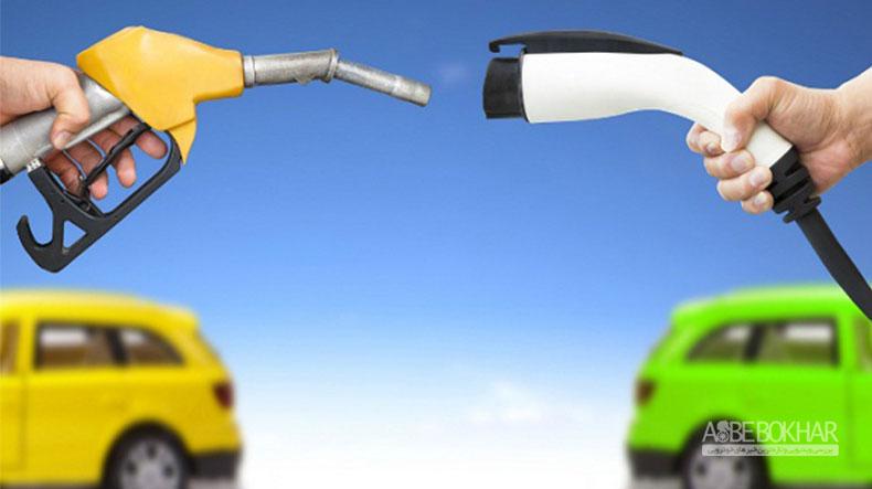 خداحافظی با خودروهای بنزینی تا سال 2025