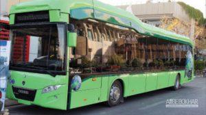 تولید اتوبوسهای گازسوز اسکانیا همزمان با اروپا در ایران