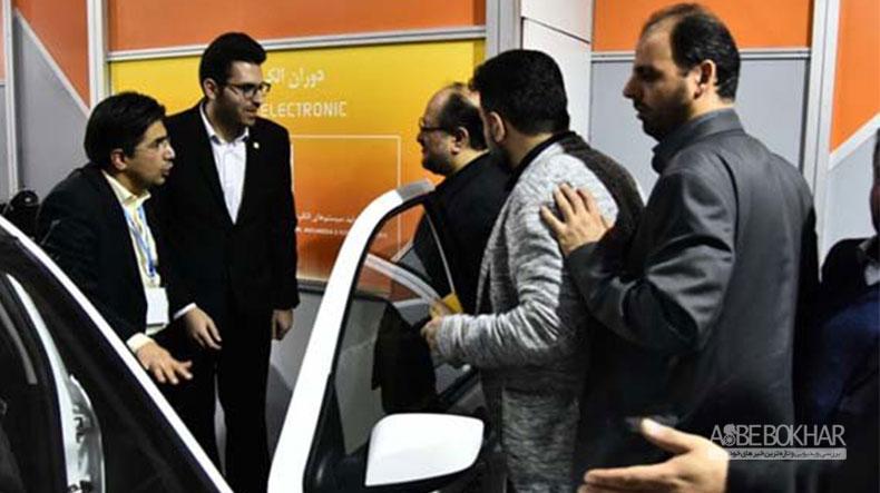 استارت خودروی کوییک توسط وزیر صنعت