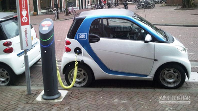 تولید خودروی برقی با قابلیت شارژ در یک دقیقه