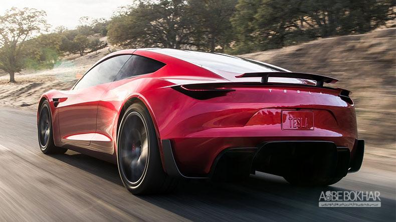 رودستر جدید تسلا، خودرویی فوقالعاده جذاب