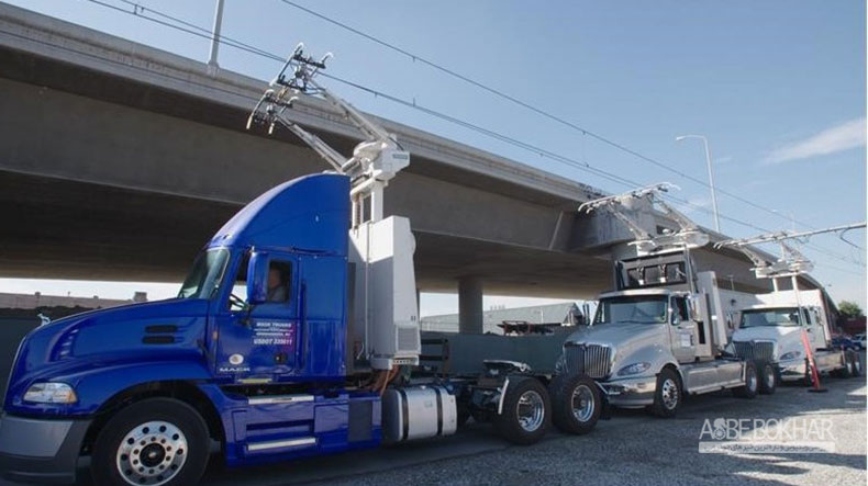 راهاندازی بزرگراههای الکتریکی «سنگینرو» در اروپا و آمریکا