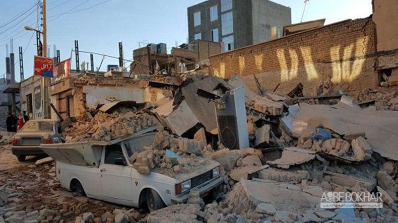 آخرین وضعیت ترافیکی مناطق زلزلهزده