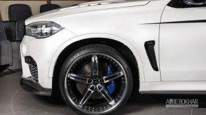 بی ام و X6 M با تیونینگ 3D دیزاین
