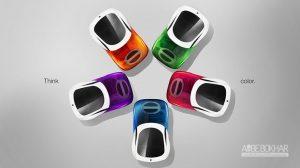 اختراع جدید Apple برای خودروهای خودران.