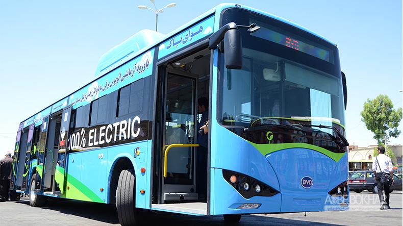 ردپای خودروهای برقی در صنعت حملونقل