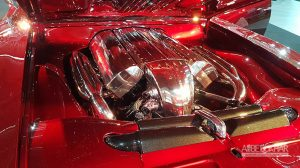 دوج چارجر مدل 1968 با تیونینگ تماشایی سوئدی