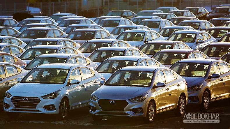 افزایش قیمت همراه با کوچک شدن بازار خودروهای وارداتی